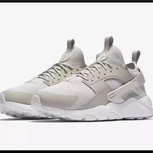 2bd159cbb9ef Nike Shoes - Nike Huarache Run Ultra 11.5 Wolf Grey 833147- 002